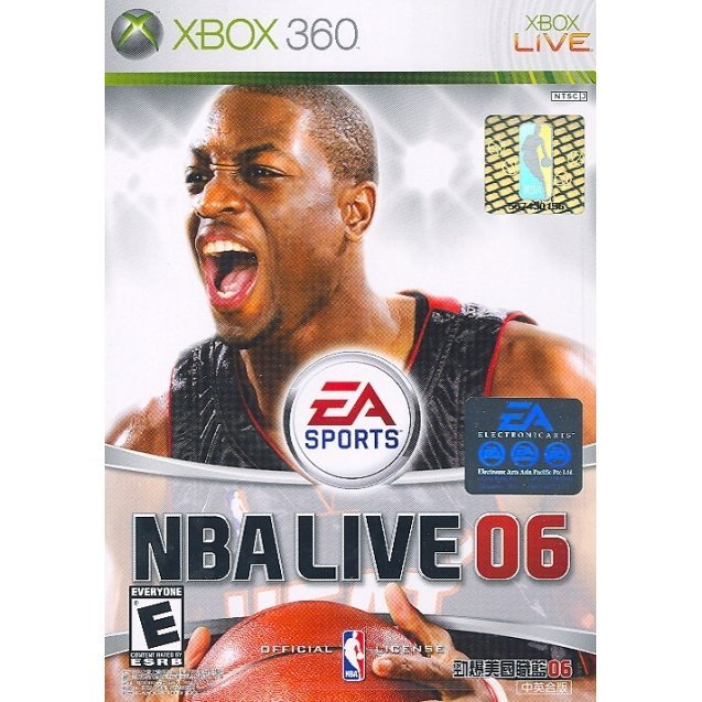 NBA Live 06 (Chinese/English)