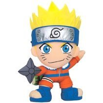 Naruto Super DX Plush Doll Vol.2: Naruto