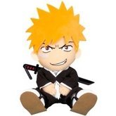 Bleach Plush Doll 3 - Model A: Ichigo