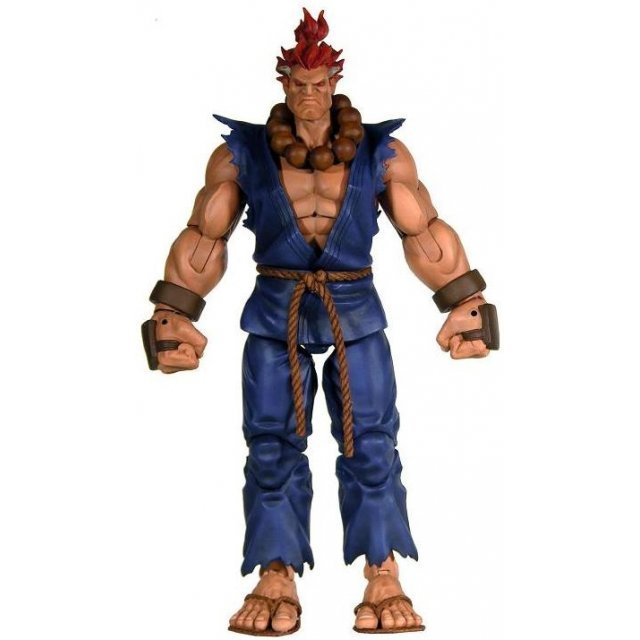 Street Fighter Action Figure: Akuma