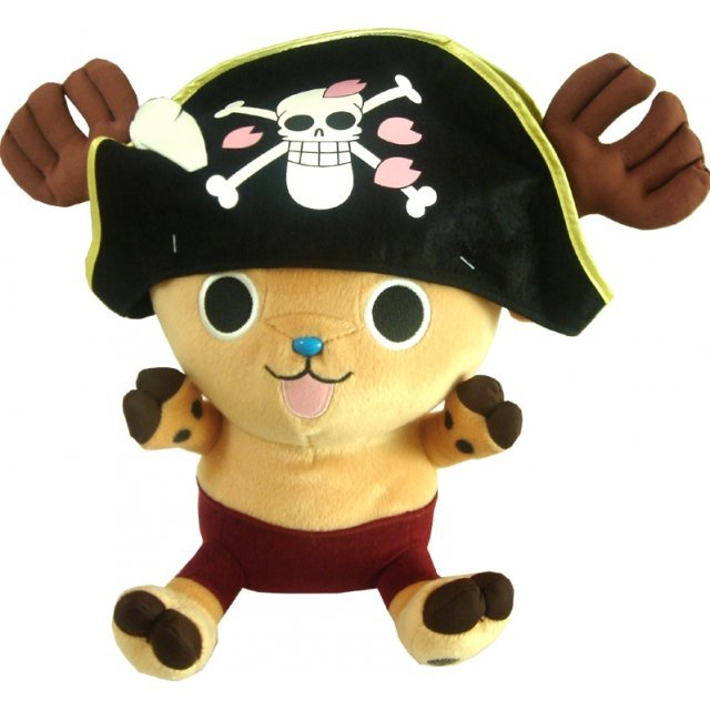 From TV Animation ONE PIECE Big Plush Doll DX - Model B: Chopper