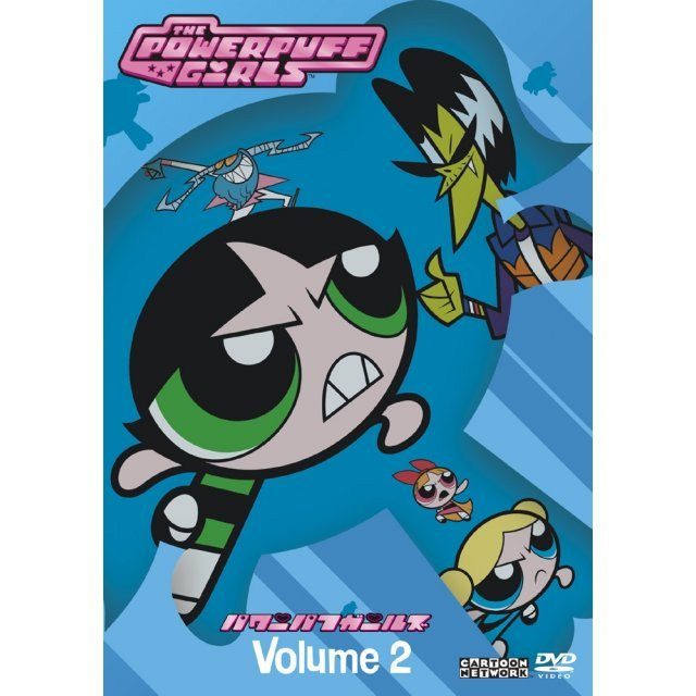 The Powerpuff Girls Vol.2 [Limited Pressing]