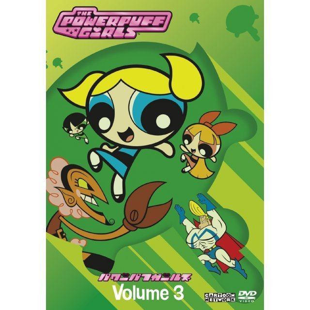 The Powerpuff Girls Vol.3 [Limited Pressing]