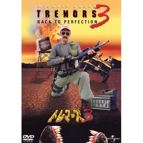Tremors 3: Back to Perfection [Limited Pressing]