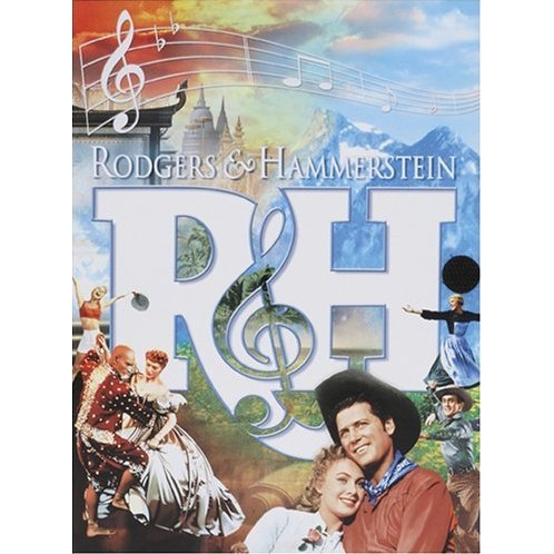 Rodgers & Hammerstein Musical Collection Carousel Box [Limited Edition]