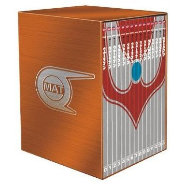 DVD Kaettekita Ultraman Collector's Box [Limited Edition]