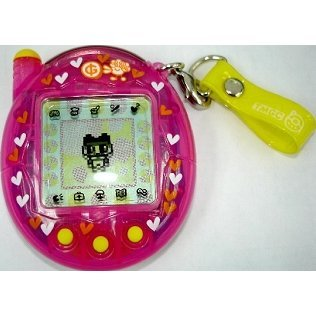 Tamagotchi Connection Version 3 (clear pink)