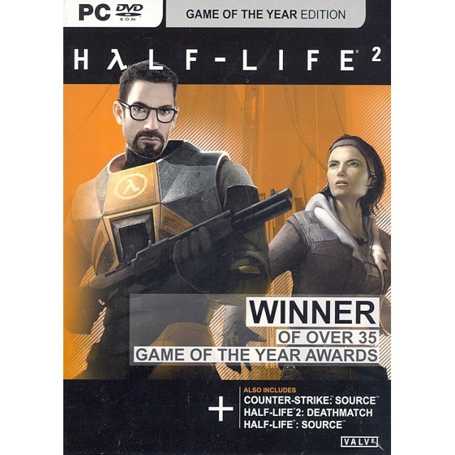 Half Life 2 (Game of the Year Edition) (DVD-ROM)