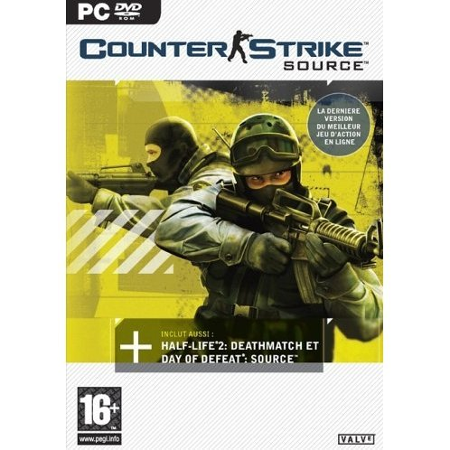 Counter-Strike: Source (DVD-ROM)
