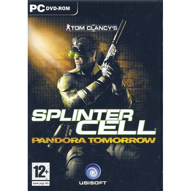Tom Clancy's Splinter Cell Pandora Tomorrow (DVD-ROM)