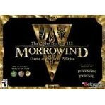 Elder Scrolls 3: Morrowind (Game of the Year Edition)