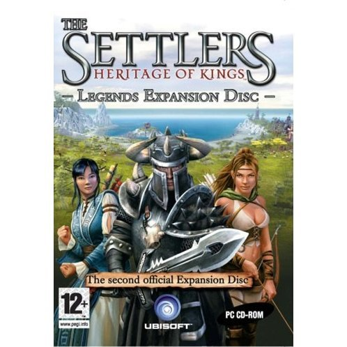 The Settlers: Heritage of Kings - Legends Expansion Pack