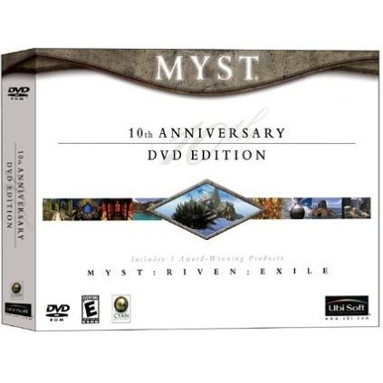 Myst 10th Anniversary Collection