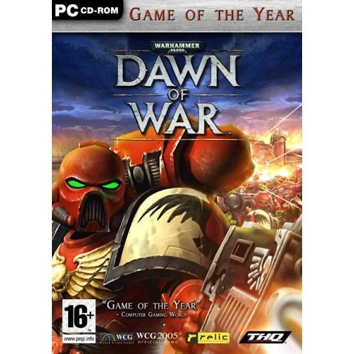 Warhammer 40,000: Dawn of War (Game Of The Year Edition)