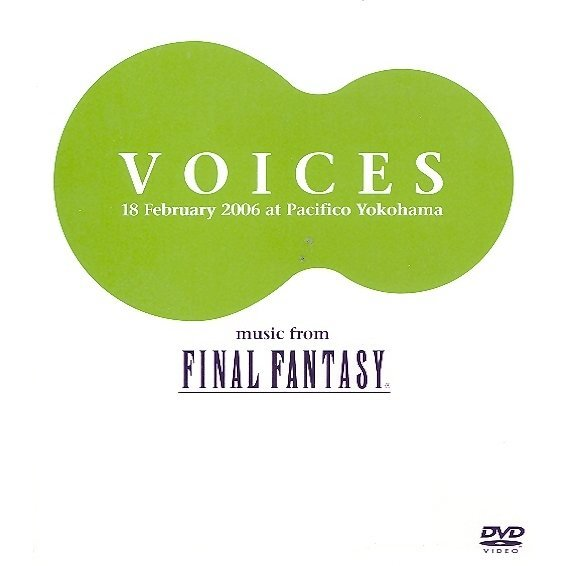 Voices Music From Final Fantasy - Final Fantasy Premium Orchestra Concert