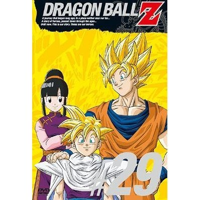 Dragon Ball Z Vol.29