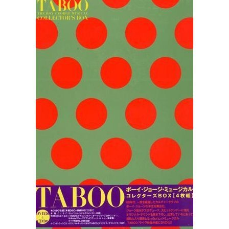 Taboo The Boy George Musical Collector's Box