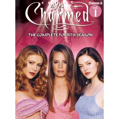 Charmed The Complete Fourth Season Vol.1