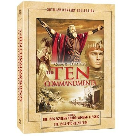 Ten Commandments [Limited Edition]