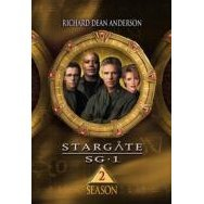 Stargate SG-1 Season 2 DVD The Complete Box
