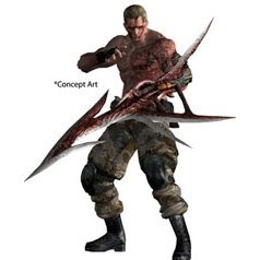 Resident Evil 4 Series 2 Action Figure: Krauser