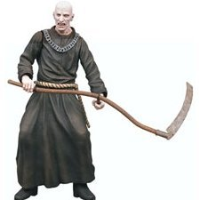 Resident Evil 4 Series 2 Action Figure: Bald Monk