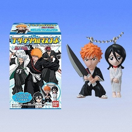 Bleach Soul Mascot Candy Toy