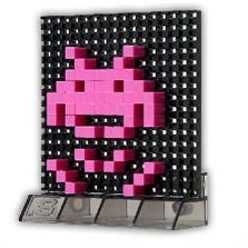 Dot-S Puzzle: Space Invaders