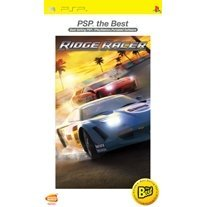 Ridge Racer (English language version) (PSP the Best)
