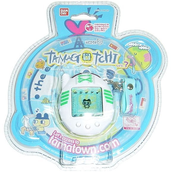 Tamagotchi Connection Version 3 (sneaker green)