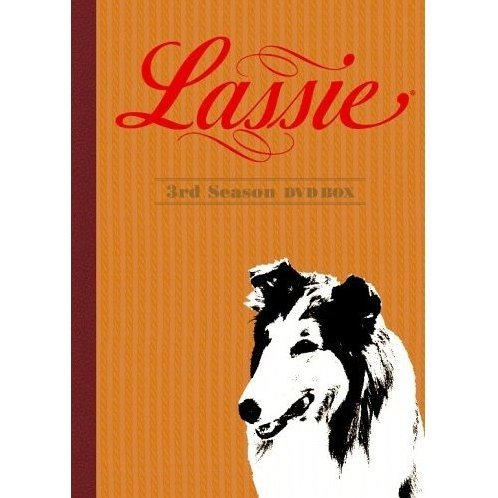 Lassie Original TV Series Third Season DVD Box