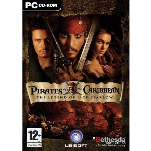 Pirates of the Caribbean: The Legend of Jack Sparrow (DVD-ROM)