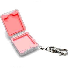 Cyber Card Holder (pink)