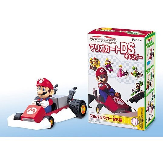 Mario Kart DS Candy Toy