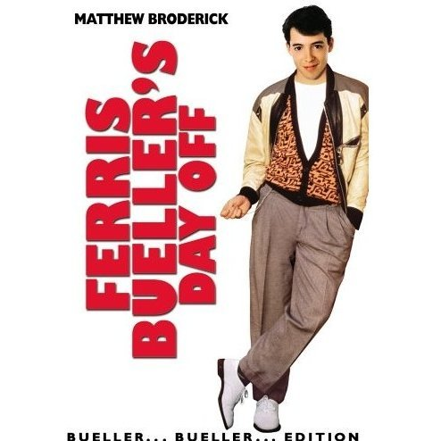 Ferris Bueller's Day Off Special Collector's Edition
