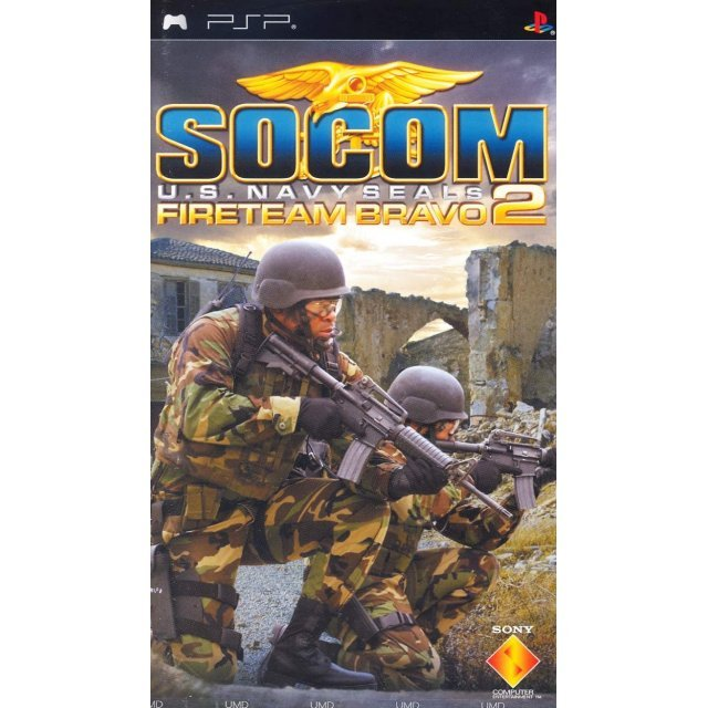 SOCOM: U.S.NAVY SEALs Fireteam Bravo II (English Version)