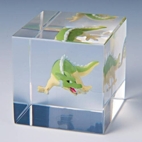 Dragon Quest Crystal Monsters Cube - Type 4 Dragon