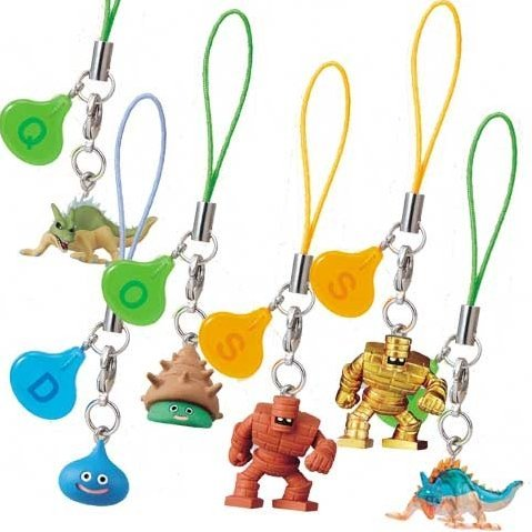 Dragon Quest Monster Mascot Collection - Minisize Mobile Mascot