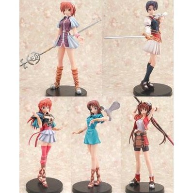 Falcom Heroines Collection Figure