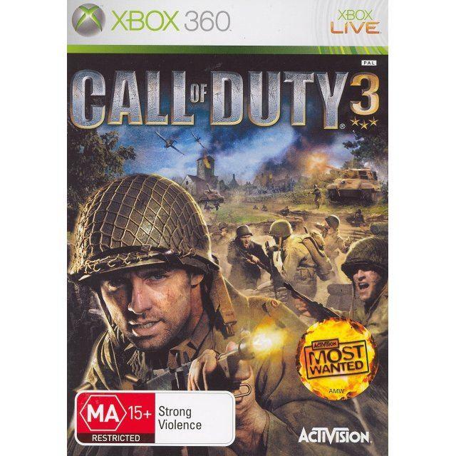 Digital Deco Call of Duty 3  £23 79