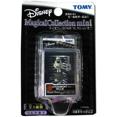 Magical Collection Mini: Steamboat Willie Minnie Mouse
