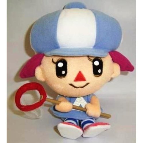 Animal Crossing Stuffed Plush Doll: Girl