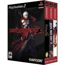 Devil May Cry Greatest Hits Set