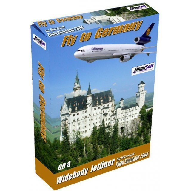 Fly to Germany (Flight Simulator Addon)