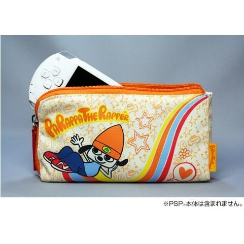PaRappa the Rapper PSP Pouch (PaRappa)