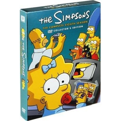 The Simpsons - The Complete Eighth Season Collector's Edition [Limited Edition]