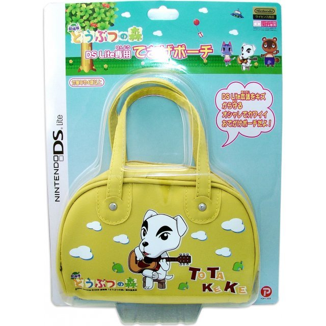Carrying Bag DS Lite Animal Crossing (yellow)