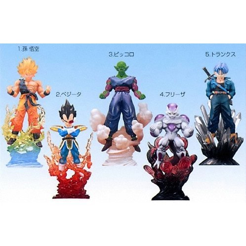Dragon Ball Z Ultimate Spark Candy Toy