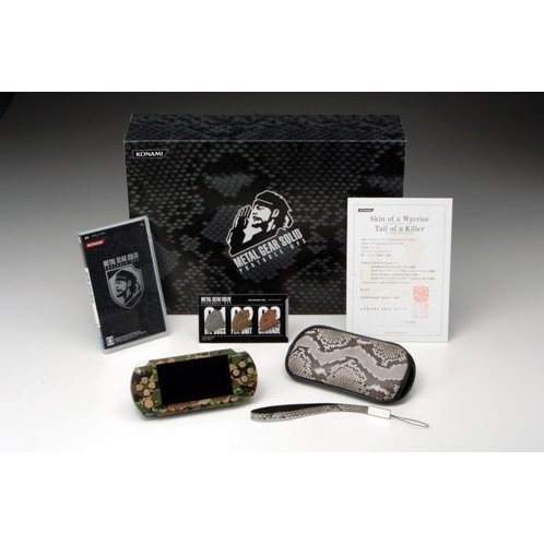Metal Gear Solid Portable Ops [Konamistyle Limited Premium Pack]
