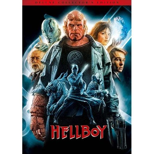 Hellboy Deluxe Collector's Edition [Limited Pressing]